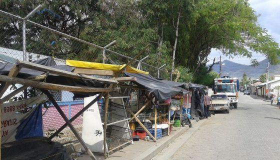 Somoto, calles de Somoto