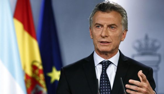 Macri, Argentina, Mauricio Macri