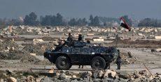 aeropuerto de Mosul, Mosul, yihadistas