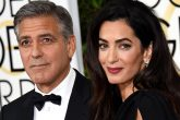 George y Amal Clooney no viajarán a lugares peligrosos