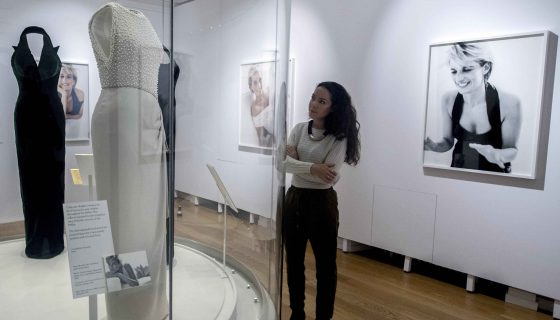 princesa Diana, vestuario