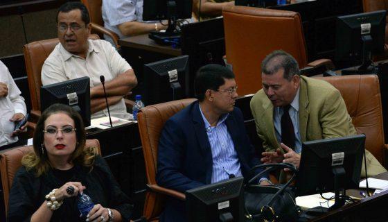 María Fernanda Flores, Miguel Rosales, impuesto patriótico, Colombia, Nicaragua