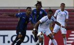 Daniel Cadena destacó con la Selección de Futbol en la Copa Centroamericana. LAPRENSA/ EFE