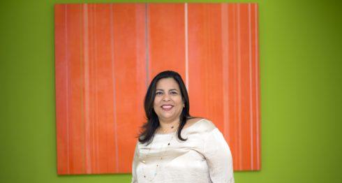 Claudia Neira Bermúdez, Empresaria del Año 2016 de Nicaragua. LA PRENSA / Oscar Navarrete.
