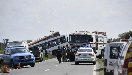 Argentina, accidente de tránsito