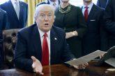 Estadounidenses desaprueban la gestión de Trump