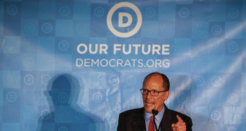 Tom Pérez, presidente del Partido Demócrata, hispano preside Partido Demócrata