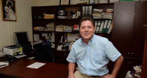 Luciano Garcia presidente de Hagamos Democracia. Foto/LA PRENSA/CARLOS VALLE.