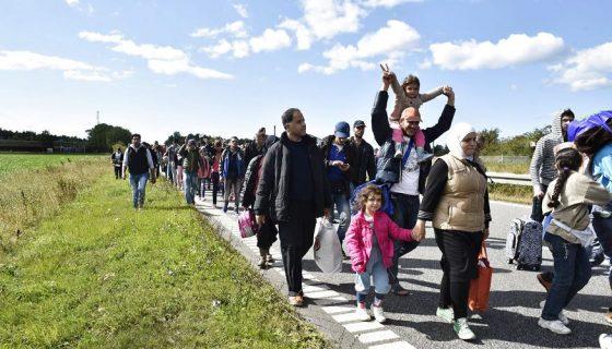 Alemania, refugiados