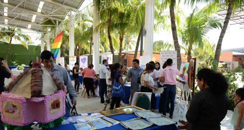 La socióloga Elvira Cuadra durante su participación en el foro de organizaciones, realizado el sábado pasado en Managua. Foto/LA PRENSA/CARLOS VALLE.