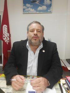 El presidente de Ancham, Álvaro Rodríguez. LA PRENSA/ARCHIVO