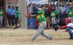 Dwain Fox dio de jonrón en victoria de la Costa Caribe. LAPRENSA/ JOSÉ GARTH LAPRENSA/ JOSÉ GARTH