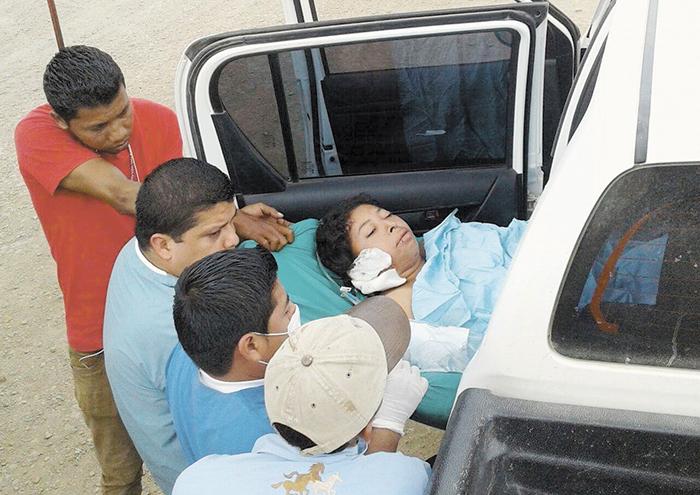 El pastor Juan Gregorio Rocha Romero es señalado de haber quemado a Vilma Trujillo. LA PRENSA/CORTESÍA H. JARQUÍN