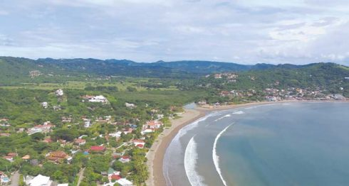San Juan del Sur es uno de los destinos turísticos que se prepara para recibir a miles de veraneantes en Semana Santa. LAPRENSA/ARCHIVO
