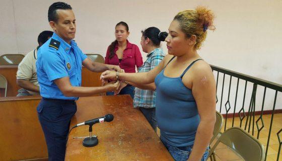 Las tres mujeres fueron remitidas a juicio. LA PRENSA/E.LÓPEZ