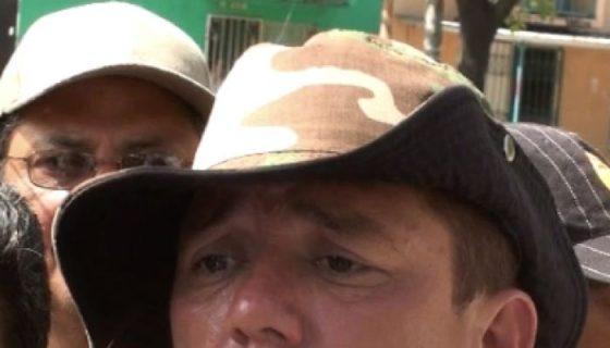 Exdirigente de los Cachorros de Sandino, Marvin Vargas. LAPRENSA/ARCHIVO