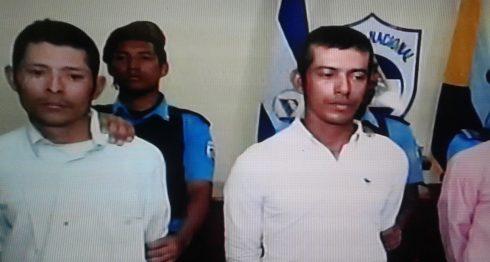 detenidos, Rosita, Vilma Trujillo