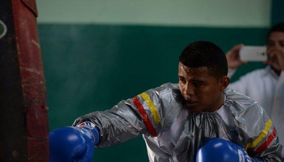 Roman González ha entrado a la recta final de su preparación en Costa Rica, donde ha permanecido seis semanas. Foto: Uriel Molina.