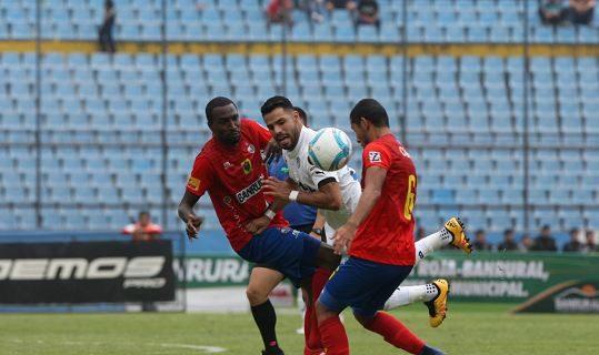 Juan Barrera jugará su segundo partido de titular en el duelo más importante de la temporada. LAPRENSA/ CORTESÍA/ ARCHIVO