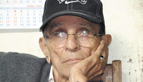 William John Hooker, de 83 años LA PRENSA/W.ARAGÓN