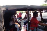 Escucha relatos de la vieja Managua a bordo de caponeras