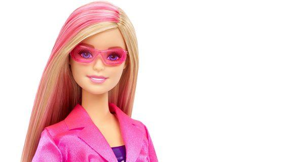 La Barbie se inspiró en una muñeca para adultos y se vendió por primera vez en 1959.