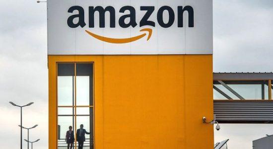 caída de internet, Amazon