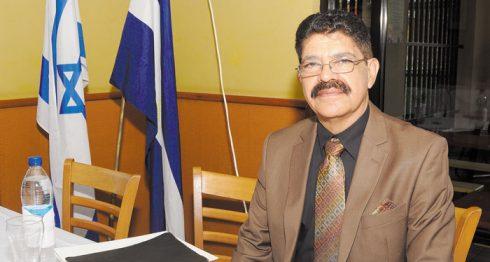 Rafael Arista, presidente de las Asambleas de Dios, lamenta hecho en el que murió una mujer tras un ritual, que asegura está fuera de los principios bíblicos. LA PRENSA/ARCHIVO
