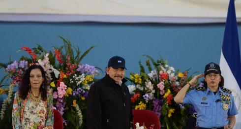 autoritarismo, corrupción en Nicaragua, daniel eortega, el departamento de estado