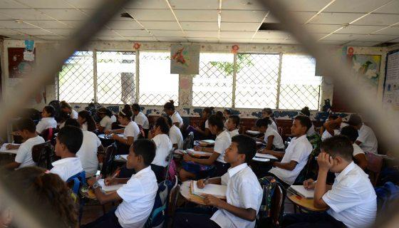 escuela secundaria, educación en Nicaragua