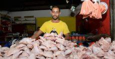 producción de pollo, Nicaragua, venta de pollo