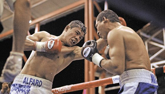 Boxeador,Boxeo,Nicaragua,
