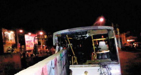En la Cooperativa Divina Luz nadie hace referencias del accidente por el que el conductor de la ruta 164, Danny Ramírez, está siendo procesado.