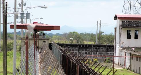 La Modelo , cárcel, Tipitapa, Sistema Penitenciario de Nicaragua