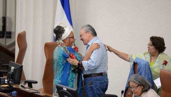 Día Internacional de la Mujer, politizan, sandinistas, PLC