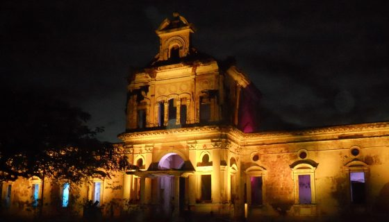 Granada, Nicaragua, hospital viejo,