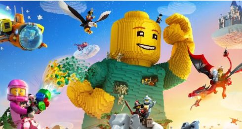 Lego Worlds, Lego, videojuegos