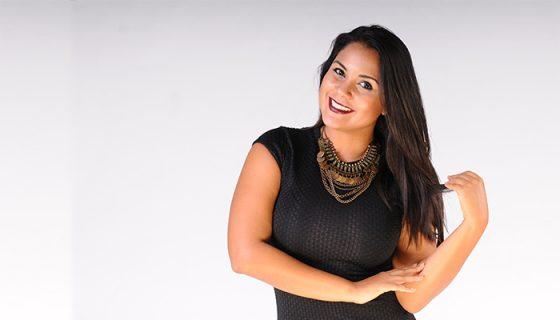 Indira Rojas directora y productora del programa De Extremo a Extremo. LAPRENSA/ Wilmer López