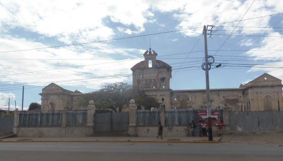 viejo hospital San Juan de Dios