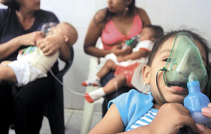 Infecciones respiratorias, Nicaragua
