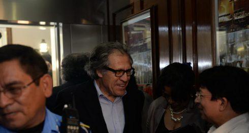 OEA. Luis Almagro, oposición, Nicaragua, Venezuela