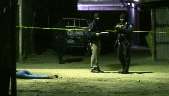 Al menos 30 personas, en su mayoría pandilleros, murieron en las últimas 24 horas en El Salvador. EFE