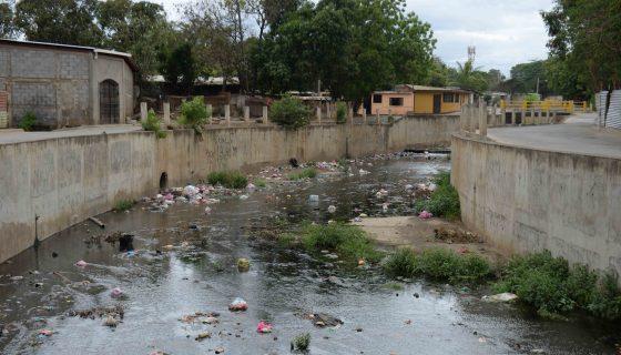 Managua indefensa