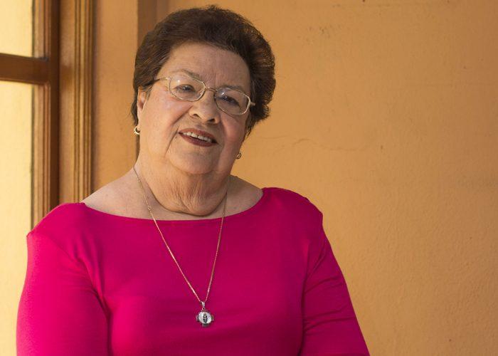 Vilma Núñez de Escorcia. LA PRENSA / Jader Flores.