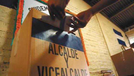 Elecciones, electoral, alcaldes, CSE, OEA,