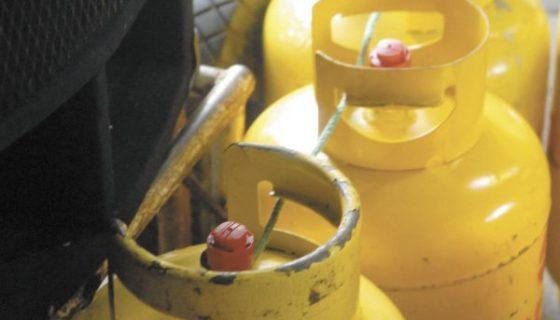 Gas, Gas Licuado de Petróleo, INE