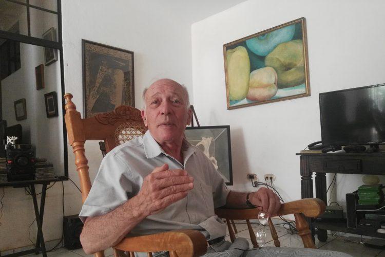 El ex diplomático Bosco Matamoros analiza los acuerdos con la OEA. LA PRENSA/E. Chamorro