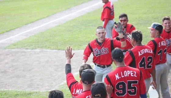 León dominó en una de las series más complicadas a Matagalpa, para acomodarse como nuevo líder de su grupo. Foto: Luis Eduardo Martínez