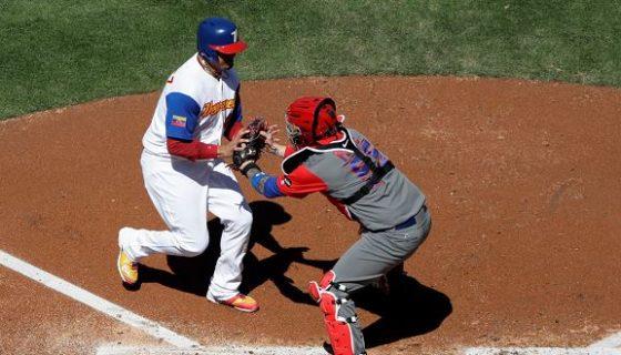 Puerto Rico ha lucido sólida en los seis partidos del Clásico de Beisbol. LA PRENSA/ AP