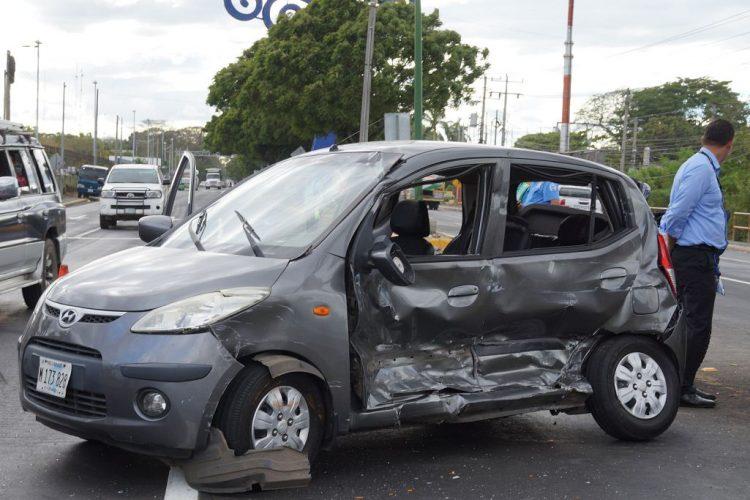 accidentes de tránsito, Nicaragua, accidentes de tránsito